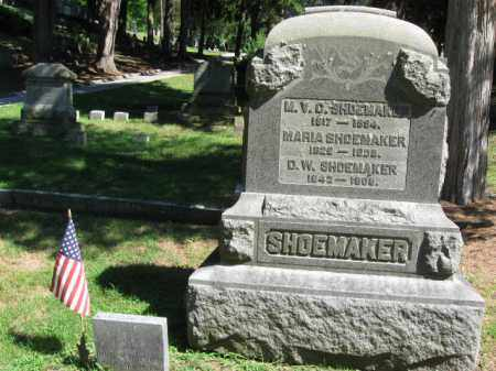 SHOEMAKER (CW), DANIEL W. - Pike County, Pennsylvania | DANIEL W. SHOEMAKER (CW) - Pennsylvania Gravestone Photos