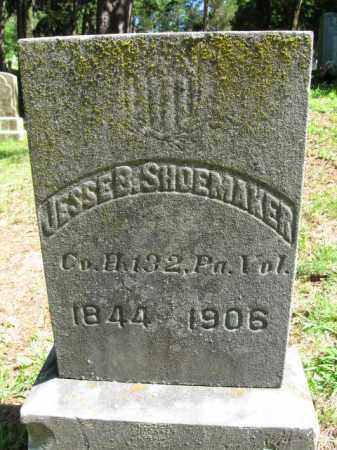 SHOEMAKER (CW), JESSIE B. - Pike County, Pennsylvania | JESSIE B. SHOEMAKER (CW) - Pennsylvania Gravestone Photos