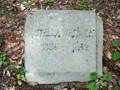"WHITAKER, ESTELLA ""STELLA"" - Pike County, Pennsylvania | ESTELLA ""STELLA"" WHITAKER - Pennsylvania Gravestone Photos"