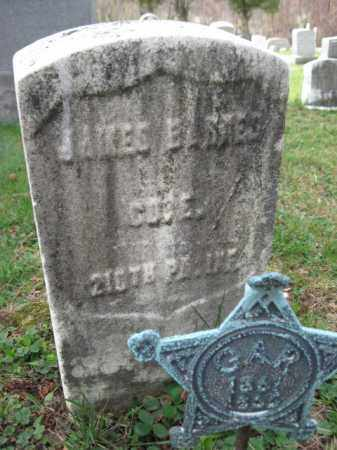 BARNES (CW), JAMES - Schuylkill County, Pennsylvania | JAMES BARNES (CW) - Pennsylvania Gravestone Photos