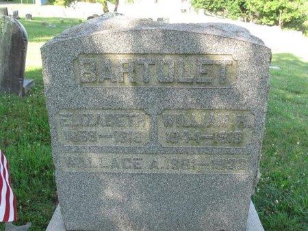 BARTOLET (CW), WILLIAM H. - Schuylkill County, Pennsylvania | WILLIAM H. BARTOLET (CW) - Pennsylvania Gravestone Photos