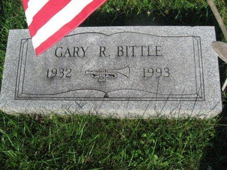 BITTLE, GARY R. - Schuylkill County, Pennsylvania | GARY R. BITTLE - Pennsylvania Gravestone Photos