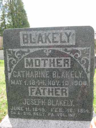 BLAKELY, CATHERINE - Schuylkill County, Pennsylvania | CATHERINE BLAKELY - Pennsylvania Gravestone Photos