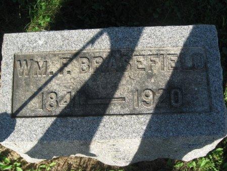 BRASEFIELD (CW), WILLIAM F. - Schuylkill County, Pennsylvania | WILLIAM F. BRASEFIELD (CW) - Pennsylvania Gravestone Photos