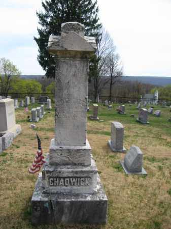 CHADWICK (CW), PVT.RICHARD - Schuylkill County, Pennsylvania | PVT.RICHARD CHADWICK (CW) - Pennsylvania Gravestone Photos
