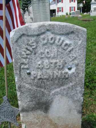 DOUGLASS (CW), LEWIS - Schuylkill County, Pennsylvania | LEWIS DOUGLASS (CW) - Pennsylvania Gravestone Photos