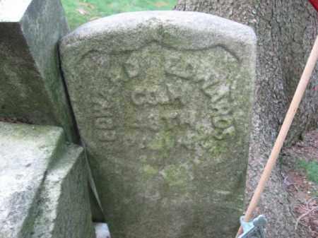EDWARDS (CW), EDWARD - Schuylkill County, Pennsylvania   EDWARD EDWARDS (CW) - Pennsylvania Gravestone Photos