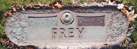 FREY, MABEL D. - Schuylkill County, Pennsylvania | MABEL D. FREY - Pennsylvania Gravestone Photos