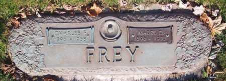 FREY, CHARLES F. - Schuylkill County, Pennsylvania | CHARLES F. FREY - Pennsylvania Gravestone Photos