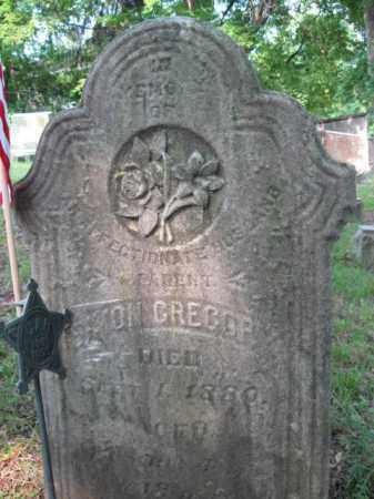 GREGORY, SIMON - Schuylkill County, Pennsylvania | SIMON GREGORY - Pennsylvania Gravestone Photos