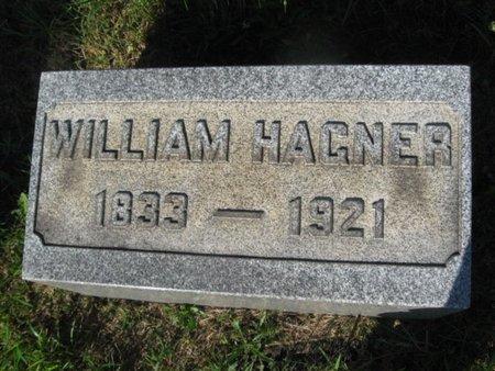 HAGNER, WILLIAM - Schuylkill County, Pennsylvania | WILLIAM HAGNER - Pennsylvania Gravestone Photos