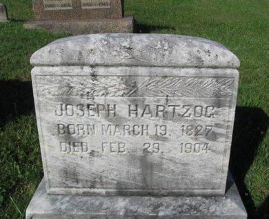 HARTZOG, JOSEPH - Schuylkill County, Pennsylvania   JOSEPH HARTZOG - Pennsylvania Gravestone Photos