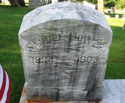 HOWER (CW), SAMUEL - Schuylkill County, Pennsylvania | SAMUEL HOWER (CW) - Pennsylvania Gravestone Photos