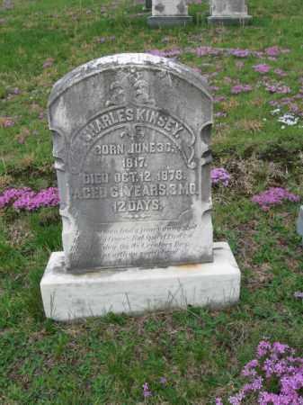 KINSEY, CHARLES - Schuylkill County, Pennsylvania | CHARLES KINSEY - Pennsylvania Gravestone Photos
