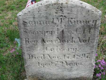 MCKINNEY (CW), SAMUEL - Schuylkill County, Pennsylvania | SAMUEL MCKINNEY (CW) - Pennsylvania Gravestone Photos