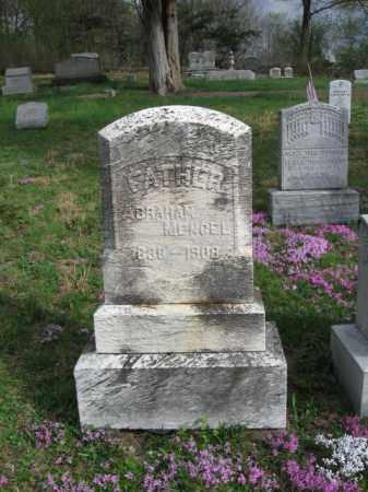 MENGEL, ABRAHAM - Schuylkill County, Pennsylvania | ABRAHAM MENGEL - Pennsylvania Gravestone Photos