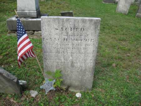 MOODIE, ISAAC H. - Schuylkill County, Pennsylvania | ISAAC H. MOODIE - Pennsylvania Gravestone Photos
