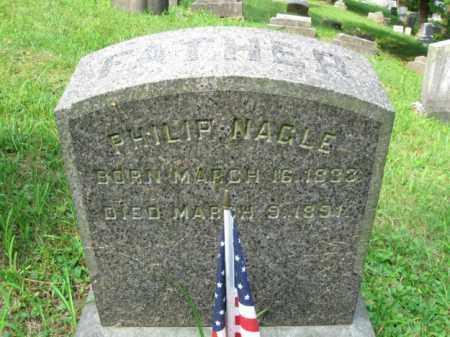 NAGLE (CW), CAPT.PHILIP - Schuylkill County, Pennsylvania | CAPT.PHILIP NAGLE (CW) - Pennsylvania Gravestone Photos