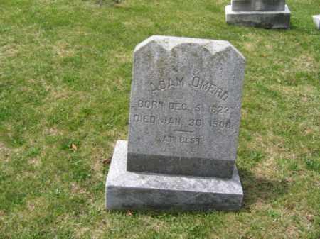OMERD, ADAM - Schuylkill County, Pennsylvania | ADAM OMERD - Pennsylvania Gravestone Photos