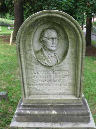 REESER, LEWIS - Schuylkill County, Pennsylvania | LEWIS REESER - Pennsylvania Gravestone Photos