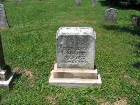 SCHEIPE, PETER - Schuylkill County, Pennsylvania   PETER SCHEIPE - Pennsylvania Gravestone Photos