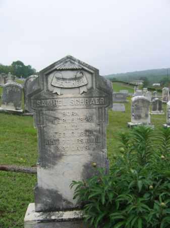 SCHRADER, SAMUEL - Schuylkill County, Pennsylvania   SAMUEL SCHRADER - Pennsylvania Gravestone Photos