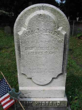 SEVERN (CW), CAPT.ISAAC E. - Schuylkill County, Pennsylvania | CAPT.ISAAC E. SEVERN (CW) - Pennsylvania Gravestone Photos