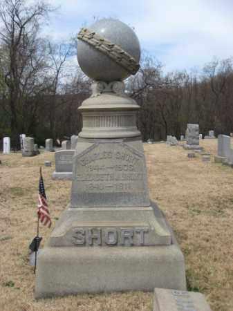 SHORT, CHARLES - Schuylkill County, Pennsylvania   CHARLES SHORT - Pennsylvania Gravestone Photos