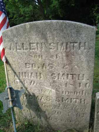 SMITH (CW), ALLEN - Schuylkill County, Pennsylvania | ALLEN SMITH (CW) - Pennsylvania Gravestone Photos