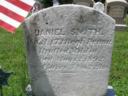 SMITH (CW), DANIEL - Schuylkill County, Pennsylvania   DANIEL SMITH (CW) - Pennsylvania Gravestone Photos