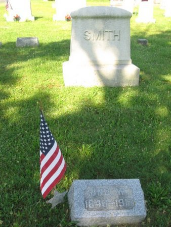 SMITH (CW), JOHN W. - Schuylkill County, Pennsylvania | JOHN W. SMITH (CW) - Pennsylvania Gravestone Photos