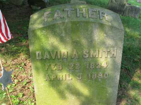 SMITH, DAVID A. - Schuylkill County, Pennsylvania | DAVID A. SMITH - Pennsylvania Gravestone Photos