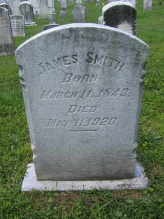SMITH, JAMES - Schuylkill County, Pennsylvania | JAMES SMITH - Pennsylvania Gravestone Photos