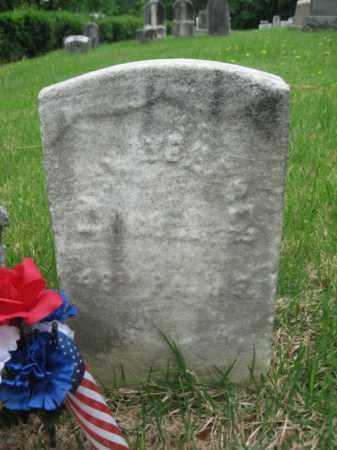 SNAYBERGER (CW), J. NICHOLAS - Schuylkill County, Pennsylvania | J. NICHOLAS SNAYBERGER (CW) - Pennsylvania Gravestone Photos