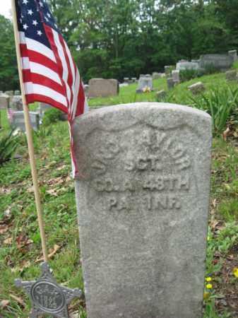 TAYLOR (CW), SGT.JOHN - Schuylkill County, Pennsylvania   SGT.JOHN TAYLOR (CW) - Pennsylvania Gravestone Photos