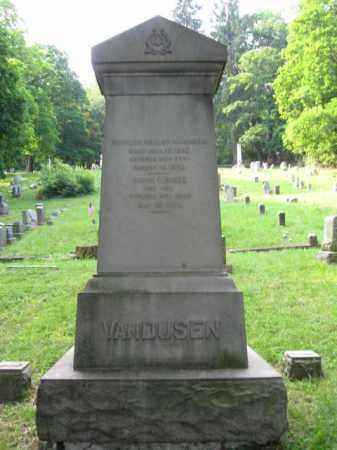 VAN DUSEN (CW), CHARLES WESLEY - Schuylkill County, Pennsylvania | CHARLES WESLEY VAN DUSEN (CW) - Pennsylvania Gravestone Photos
