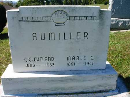 AUMILLER, MABLE C. - Snyder County, Pennsylvania | MABLE C. AUMILLER - Pennsylvania Gravestone Photos