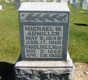AUMILLER, MICHAEL W. - Snyder County, Pennsylvania | MICHAEL W. AUMILLER - Pennsylvania Gravestone Photos