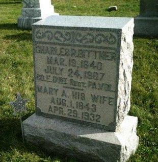 BITTNER (CW), CHARLES R. - Somerset County, Pennsylvania   CHARLES R. BITTNER (CW) - Pennsylvania Gravestone Photos