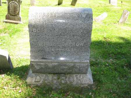 DARROW (CW), RUSSELL - Susquehanna County, Pennsylvania   RUSSELL DARROW (CW) - Pennsylvania Gravestone Photos