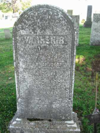 FOLLETT, WARREN R. - Susquehanna County, Pennsylvania   WARREN R. FOLLETT - Pennsylvania Gravestone Photos