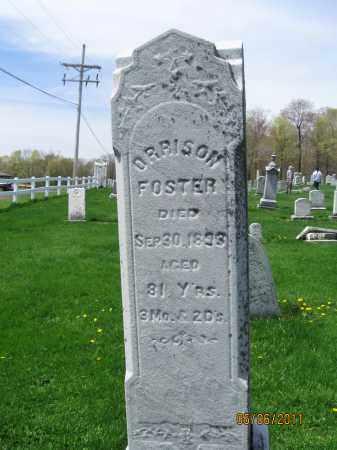 FOSTER, ORBISON - Susquehanna County, Pennsylvania | ORBISON FOSTER - Pennsylvania Gravestone Photos