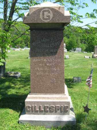 GILLESPIE (CW), WILLIAM T. - Susquehanna County, Pennsylvania | WILLIAM T. GILLESPIE (CW) - Pennsylvania Gravestone Photos