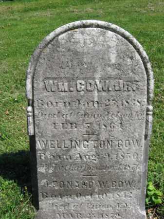 GOW,JR. (CW), WILLIAM - Susquehanna County, Pennsylvania   WILLIAM GOW,JR. (CW) - Pennsylvania Gravestone Photos