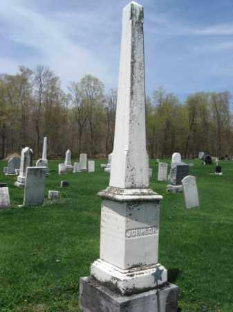 JOHNSON (CW), ALLEN B. - Susquehanna County, Pennsylvania | ALLEN B. JOHNSON (CW) - Pennsylvania Gravestone Photos