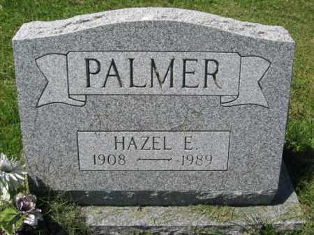 PALMER, HAZEL E. - Susquehanna County, Pennsylvania | HAZEL E. PALMER - Pennsylvania Gravestone Photos