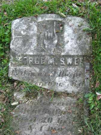 SWEET (CW), GEORGE M. - Susquehanna County, Pennsylvania | GEORGE M. SWEET (CW) - Pennsylvania Gravestone Photos