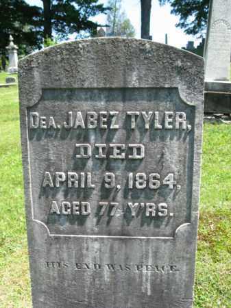 TYLER, JABEZ - Susquehanna County, Pennsylvania | JABEZ TYLER - Pennsylvania Gravestone Photos