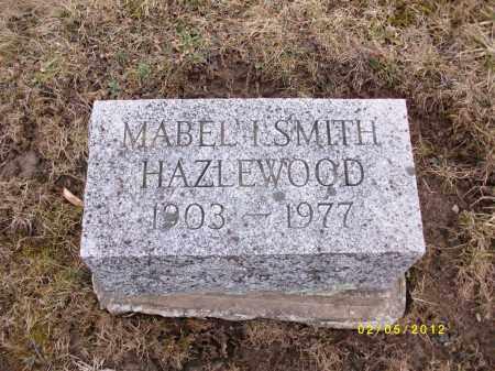 HAZELWOOD, MABEL - Tioga County, Pennsylvania | MABEL HAZELWOOD - Pennsylvania Gravestone Photos
