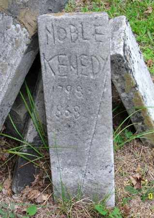 KENNEDY, NOBLE - Tioga County, Pennsylvania | NOBLE KENNEDY - Pennsylvania Gravestone Photos